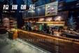 西安餐饮店桌椅卡座吧台生产厂家直供量大从优品质保障