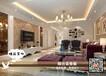 烟台兴北居装饰-天越湾280平米装修设计-优柔华贵空间艺术