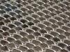 供应维进不锈钢人字形网带的使用特点耐高温抗拉强烈大