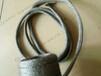 高溫金屬套管專業用于玻璃鋼化齒條包裹捆綁消除砰邊