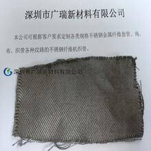 金属带,高温金属带,高温金属织带,由100%不锈钢纤维纱线织造而成