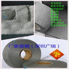广瑞新材料专业生产不锈钢纤维金属带,高温金属布,法国原材料