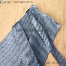 广瑞玻璃高温金属带,高温金属布专用生产高温环境下摩擦拭材料