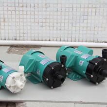 黃石耐酸堿自吸磁力泵圖片
