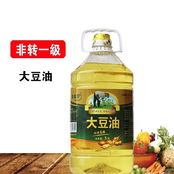非转一级大豆油