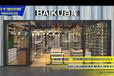 KM男装货架,母婴店货架,超市货架,商场货架,伶俐饰品货架,名创优品货架
