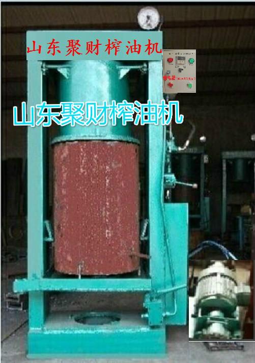 黑龙江伊春节能环保型棉籽芝麻榨油机出售玉米胚芽油榨油机多钱