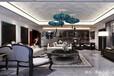 唐山高度國際裝飾鳳城天鵝湖新中式144平凡米