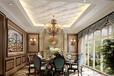 唐山高度國際裝飾金港國際法式風格240平方米