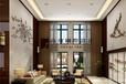唐山高度國際裝飾鉑悅山中式風格200平方米