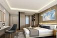 唐山高度国际装饰金岸红堡简约风格240平方米