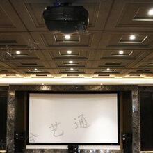 延庆县办公室私人家庭影院设计案例