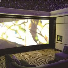 北京家庭影院设计方案之发烧友的梦幻案例