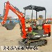 供应北京小型市政工程的微型挖掘机价格表