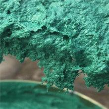 高温乙烯基玻璃鳞片胶泥脱硫塔防腐施工图片