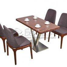 买美式茶餐厅西餐厅火锅店桌椅请来良久家具为你服务