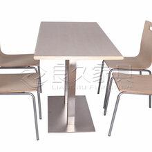 柳州融水供应各种餐厅桌椅现代快餐店桌椅质量保障