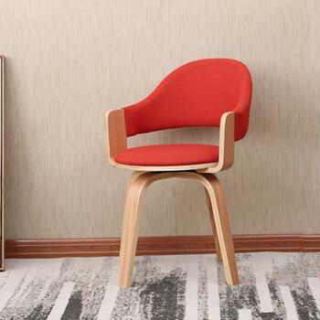 软装简约实木餐椅刺绣背景墙手绘护墙板