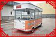街景移动餐车