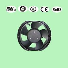 散热风扇17051工业机柜散热专用24V防水型