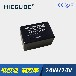 小體積高性能220V轉24V1A通信設備AC-DC電源模塊