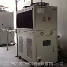 印刷机用制冷系统,印刷机专用冷水机图片