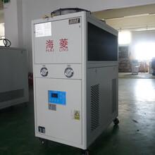 海菱克厂家直销全国大小1HP~500HP冷水机设备图片
