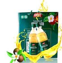 供应绿源井冈有机食用山茶油每瓶1L共两瓶