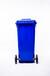 云南塑料厂供应玉溪120L环保户外塑料垃圾桶