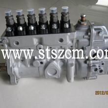 浙江宁波小松挖掘机PC300-5柴油泵6222-71-1121配件原厂