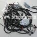 张北小松挖掘机配件PC200-7驾驶室主线20Y-06-31611正品低价保真