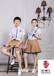 重庆弘博士校服代理-学生校服招商的好处校服定制厂家
