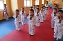 西安未央区跆拳道培训班凤城八路跆拳道培训图片