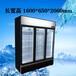 三門兩門立式冷凍柜生產廠家冰柜展示柜批發