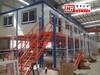 中山组合阁楼货架免费上门测量设计方案