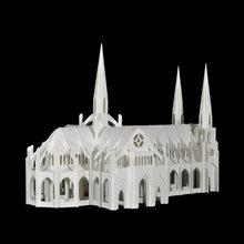 深圳汇通三维手板模型_3D打印建筑设计HT001图片