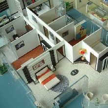 深圳3D打印手板手办模型制作复模加工厂