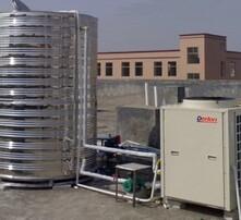 太阳能热水器,天普空气能热水器,电热水器,燃气热水器图片