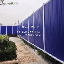 重庆工程施工围挡厂家pvc围挡价格—环保围挡