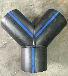 HDPE多角度异型焊制管件,大口径管材
