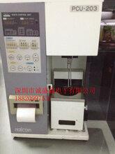 二手锡膏粘度测试仪马康PCU-201/203/205