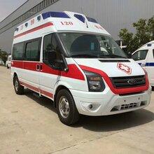 厂家直销福特全顺V348新世代救护车——V348救护车配置图片