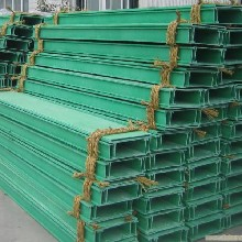 玻璃钢槽式电缆槽-玻璃钢大跨距桥架供应厂家