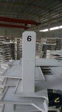 河北复合材料百米桩-模压玻璃钢里程碑价格