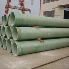 河北专业玻璃钢管道厂家生产玻璃钢电缆管、穿线管图片
