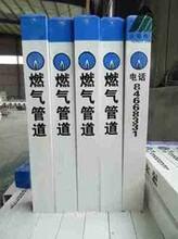 河北玻璃钢方管价格-玻璃钢标志桩出厂价格图片