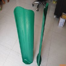 防眩板支架-防眩板碳钢支架-防眩板几字支架定做图片