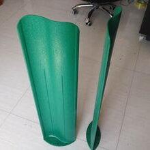 玻璃钢S型防眩板安装公路防眩板效果-河北厂家
