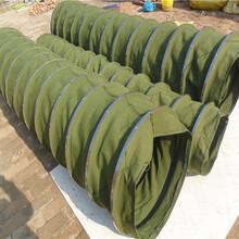 山东加厚帆布软连接规格