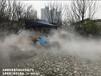 园林景观喷雾,人造雾与自然景观结合,创意水雾,免费方案报价,